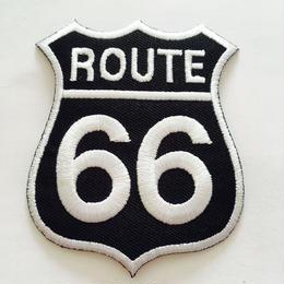 ワッペン route66