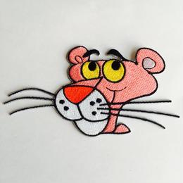 ワッペン pinkpanther