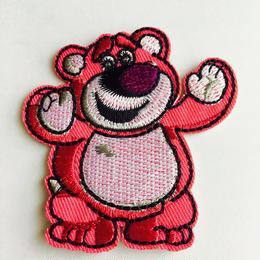 ワッペン lotso huggin'Bear