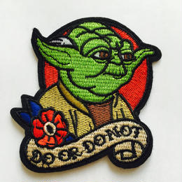 ワッペン yoda from star wars