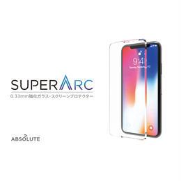 ABSOLUTE・Super ARC(2Dタイプ・ガラススクリーンプロテクター)