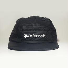Bubble 5-Panel SnapBack Hats BLACK