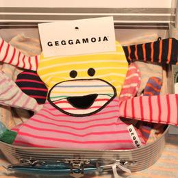 100%GOTS認証オーガニックコットン:Geggamoja BABY BOX fyra