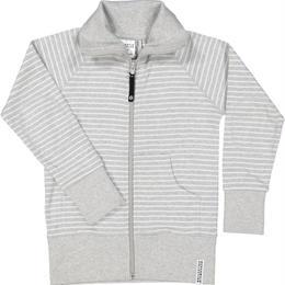 100%GOTS認証オーガニックコットン:Geggamoja ジップアップセーター