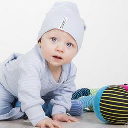 100%GOTS認証オーガニックコットン: Geggamoja Baby trouser