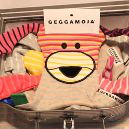 100%GOTS認証オーガニックコットン:Geggamoja BABY BOX fem