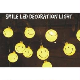 スマイル LED デコレーションライト