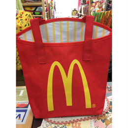 マクドナルド ポテトトート Official McDonald's Goods CANVAS TOTEBAG