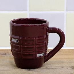 ハーシーズ HERSHEY'S  マグカップ マルーン  2pcセット デッドストック