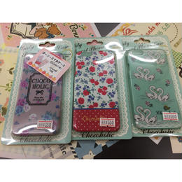 ガーリー iphone6 ケース 【chocoholic】