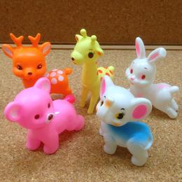 どうぶつ バラ Small animals pieces Made in Japan
