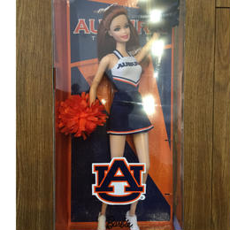 バービー Auburn University Barbie