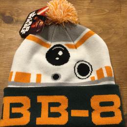 STARWARS episode7 フォースの覚醒 BB-8 kids ニット帽