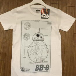 STARWARS episode7 BB-8 Tシャツ