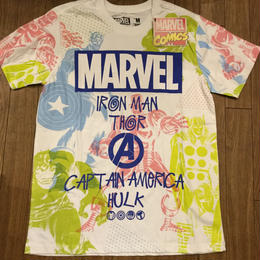 MARVEL ロゴ Tシャツ Mサイズ