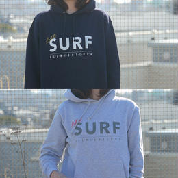 """net"" SURF allnightlong パーカ"