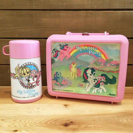 MY LITTLE PONY Plastic Lunch Box/マイリトルポニー プラスチック ランチボックス/180226-5
