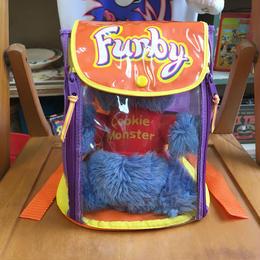 Furby Furby Carry Bag Orange/ファービー 持ち歩きバッグ オレンジ/170816-5