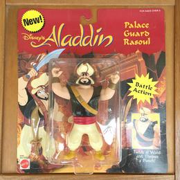 Aladdin Palace Guard Rasoul Figure/アラジン 宮殿衛兵 フィギュア/170716-4