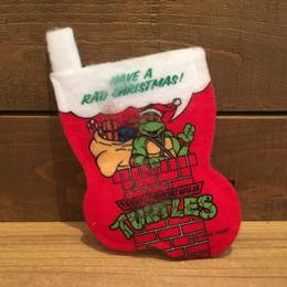TURTLES Christmas Socks Ornament/タートルズ クリスマスソックス オーナメント/181009-9