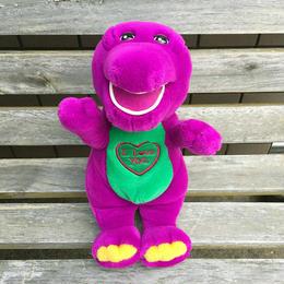 BARNEY Talking Barney Plush/バーニー トーキング・バーニー ぬいぐるみ/180609-2