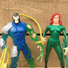 BATMAN Poison Ivy & Bane/バットマン ポイズンアイビー&ベイン フィギュア/170418-9