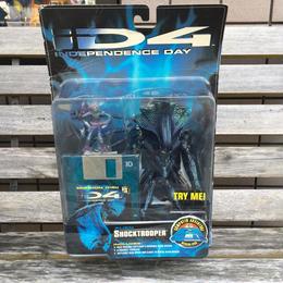 INDEPENDENCE DAY Alien Shocktrooper Figure/インデペンデンスデイ エイリアン・ショックトルーパー フィギュア/181001-10
