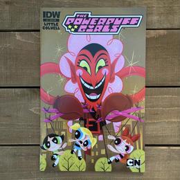 POWERPUFF GIRLS Pawerpuff Girls Comic Issue 4/パワーパフガールズ パワーパフガールズ コミック 4話/170113-4