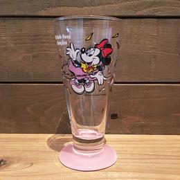 Disney Minnie Mouse Glass/ディズニー ミニー・マウス グラス/180926-1