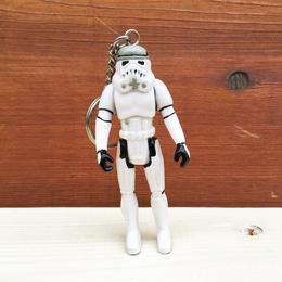 STAR WARS Stormtrooper Keychain/スターウォーズ ストームトルーパー キーホルダー/180203-9