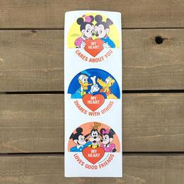 Disney My Heart Sticker/ディズニー マイハート ステッカー/170419-4