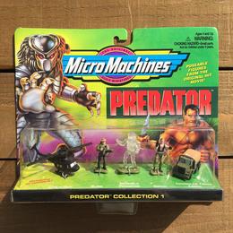 PREDATOR Micro Machines Predator Figure Set/プレデター マイクロマシーン フィギュアセット/180131-4