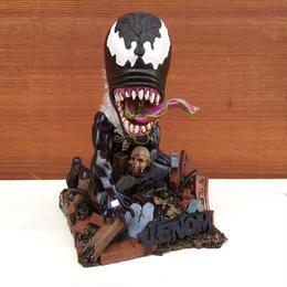SPIDER-MAN Bobble Buddies Venom/スパイダーマン ボブルバディーズ ヴェノム/180216-15