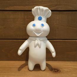 Pillsbury Poppin Fresh Rubber Doll/ピルスベリー ポッピン・フレッシュ ラバードール/180201-1