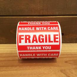 Fragile Sticker/取扱注意 ステッカー/180218-1