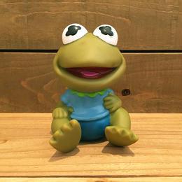 THE MUPPETS Baby Kermit Rubber Doll/ザ・マペッツ ベイビー・カーミット ラバードール/180315-5