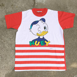 Disney Huey T Shirts/ディズニー ヒューイ Tシャツ/180603-4