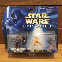 STAR WARS Micro Machines Vihicle&Figure Collections/スターウォーズ マイクロマシーン ビークル&フィギュア コレクション/180329-1