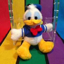 Disney Donald Duck Plush Badge/ディズニー ドナルド・ダック ぬいぐるみバッジ/160113-6