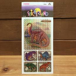 DINOSAUR Sticker/恐竜 ステッカー/181018-5
