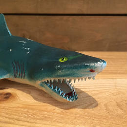 Shark Rubber Toy/サメ ラバートイ/180123-6