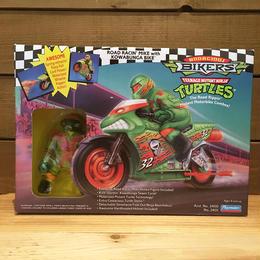 TURTLES Road Racin' Mike with Kowabunga Bike Figure/タートルズ ロードレイシン・ミケランジェロ & カワバンガバイク フィギュア/180207-12