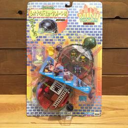 TURTLES Mini Mutant Leo Lair Playset/タートルズ ミニミュータント レオナルドミュータントベース プレイセット/180728-12