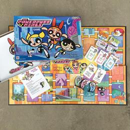 POWERPUFF GIRLS Board Game/パワーパフガールズ ボードゲーム/170222-1