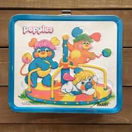 POPPLES Popples Metal Lunch Box/ポップルズ ポップルズ メタルランチボックス/170122-9