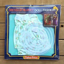 THE MUPPETS Dress-Up Muppet Doll Miss Piggy Garden Party/ ザ・マペッツ ドレスアップドール ミス・ピギー ガーデンパーティ/170425-14