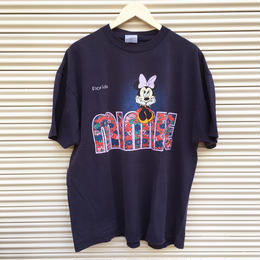Disney Minnie Mouse T Shirts/ディズニー ミニー・マウス Tシャツ/171224-3