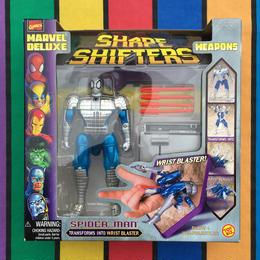 SPIDER-MAN Shape Shifters Spider-man/スパイダーマン シェイプシフターズ スパイダーマン フィギュア/160726-2