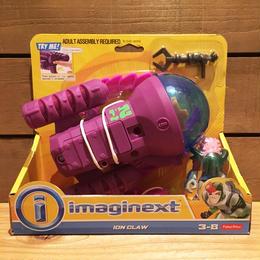 imaginext Ion Claw Figure/イマジネクスト イオンクロウ フィギュア/180108-4