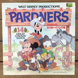 Disney Pardners Record/ディズー パードナーズ レコード/170515-8